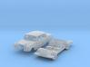 Mercedes-Benz 190 (TT 1:120) 3d printed