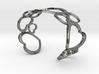 Heart Bracelet 67mm Diameter Oval 29mm Opening 3d printed