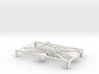 (Armada) 1x Large Stand + Peg 3d printed