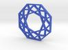 octagon.charm 3d printed
