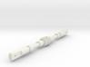 Leia Slave Vibro Axe - Greeble 1 3d printed