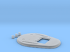 T-28/ T-35 single hatch turret roof without star 3d printed