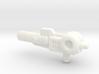 Kick-off Gun 3d printed
