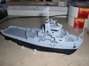 MV Anticosti Hull, Decks and GillJet (RC, 1:200) 3d printed customer model as static model of version as Canadian Minesweeper (thanks to Peter for sharing!)