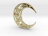 Moon_Pendant 3d printed