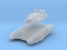 T-667 Hover Tank 3d printed