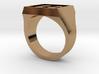 HACKMIT Ring Size 9  3d printed