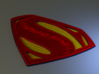 New Superman Dawn of Justice Chest Emblem 2nd Part 3d printed My personal render in 3D software