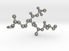 CARA Custom Peptide Sequence Pendant 3d printed