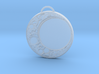 LunarBerry Pendant 3d printed