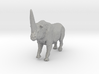 Elasmotherium Color 3d printed