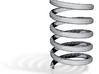 Spiraling Bracelet 3d printed