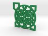 Celtic Sailor's Knot Key Chain 3d printed