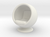 Ball Chair 3d printed
