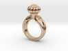 Ring Beautiful 19 - Italian Size 19 3d printed