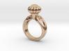 Ring Beautiful 22 - Italian Size 22 3d printed