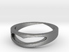 Heart Engraved Ring Size 7 3d printed