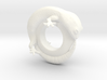 Gecko Ring Size 7 3d printed