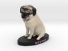Custom Dog Figurine - Dexter 3d printed