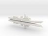 Haijing/CCG-31240 Patrol Ship x2, 1/1800 3d printed