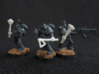 Miniature Weapon Collection (right hand) 3d printed