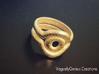 Shadow Ring 3d printed