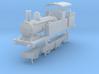 LNER class F4 2.4.2 condensing tank loco  3d printed