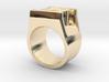 Green Lantern Ring 8.5 3d printed