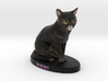 Custom Cat Figurine - Nikki 3d printed