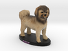 Custom Dog Figurine - Molly 3d printed