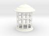 1/2 Scale Tennant/Eccleston TARDIS Top Lamp 3d printed