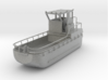 Fishing Vessel 3d printed