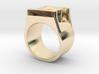 Green Lantern Ring 9.5 3d printed