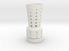 TFA SA Flash Hider 3d printed