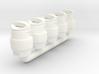 Igloo-like Coolers 3d printed
