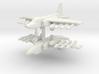 1/200 Su-25 Frogfoot (x2) 3d printed