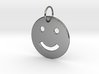 Smiley Pendant 3d printed