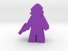 Game Piece, Hairtauri Officer 3d printed