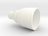 """Side Booster Bell for 44"""" Eagle Need 4 for these t 3d printed"""