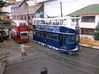 1:43 L.T. Tram No 1-Part 1 3d printed Model built by Terry Russell. Painted in original L.C.C. colours. NOTE: Not built with Shapeways material