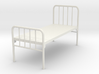 1:24 Hospital Bed 3d printed