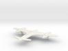 1/200 Bombardier CB-7 Loup Garou 3d printed