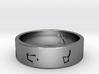 Stargate Ring size 11 (UK size V 1/2) 3d printed