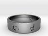 Stargate Ring (various sizes) 3d printed