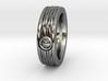 Roman Laurel Ring - Size 7 3d printed