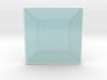 Celadon Selfie Square Dish 3d printed