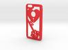 Key + Heart 3d printed