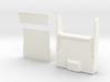 Magnoli Finn Zip Pull 3d printed