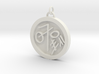 S23N14 Sigil to Hear The Thoughts of Others 3d printed