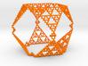 Sierpinski Menger Mix 3d printed